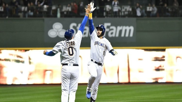 The Cubs had no answers for Brewers hitting on Friday. (Credit: Michael McLoone-USA TODAY Sports)