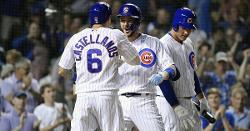 Cubs depth back at full health for stretch run