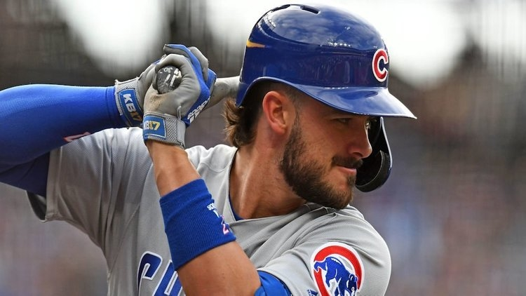 Lot of trade smoke involving Kris Bryant and the Nationals (Ron Chenoy - USA Today Sports)