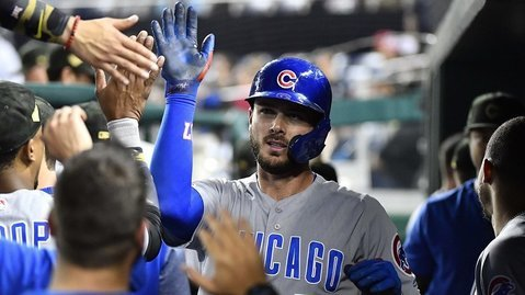 Kris Bryant should have a big 2020 season (Brad Mills - USA Today Sports)