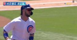 WATCH: Kris Bryant wallops 412-foot solo jack for his 20th dinger of year