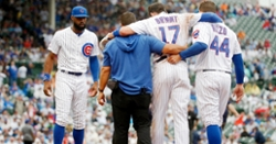 Cubs News and Notes: Cubs swept and eliminated, Goodbyes for many, Hoerner makes the cut