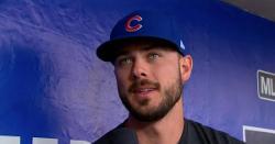 WATCH: Kris Bryant speaks on Cubs' road struggles, overcoming shoulder injury