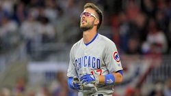 Kris Bryant leaves game due to illness