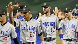 Cubs News and Notes: Kris Bryant's case, Maddon's reaction, World Series, Hot Stove, more