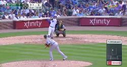 WATCH: Victor Caratini hits towering 433-foot solo blast
