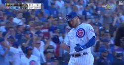 WATCH: Victor Caratini drills Cubs' fourth home run of game