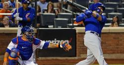 WATCH: Victor Caratini smacks towering homer vs. Dodgers