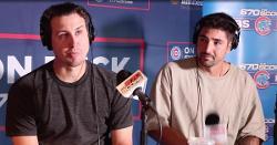 WATCH: Nicholas Castellanos cries during emotional interview