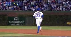 WATCH: Tyler Chatwood basically scares opposing pitcher into balking