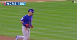 WATCH: Willson Contreras powers out game-tying dinger