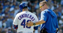 Willson Contreras injury update