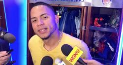 WATCH: Willson Contreras discusses his 2-homer performance versus White Sox