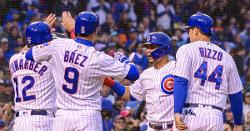 First Look: Cubs homestand with Giants, Nationals