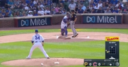 WATCH: Cubs suffer embarrassing comedy of errors against Pirates