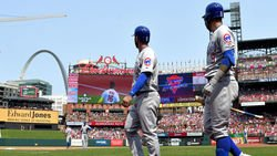 Cubs swept by Cards, Hamels phenomenal, Gonzalez hitting in Iowa, more