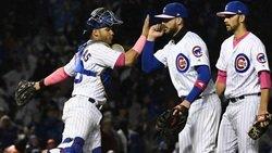 Bryant goes yard as Cubs beat Brewers, take series