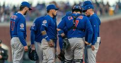 Cubs News and Notes: Cubs fall in extras, Russell's struggles, Rizzo's streak, more