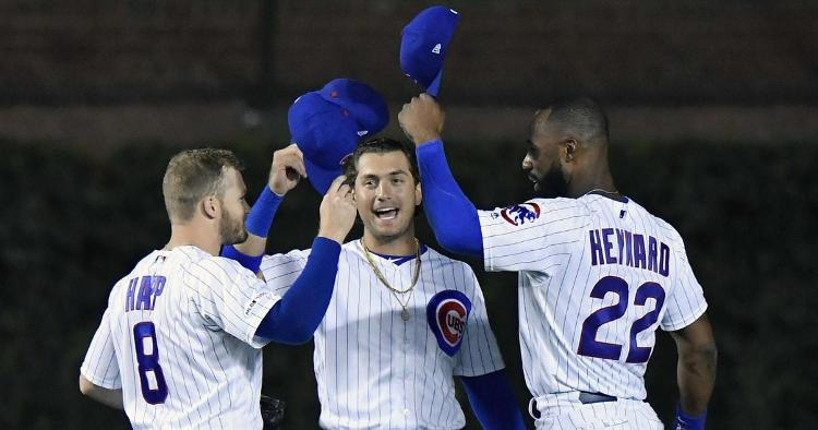 It's always great to see Cubs games (Quinn Harris - USA Today Sports)