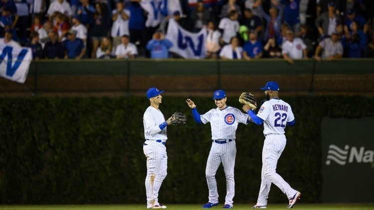The Cubs swept the Cardinals to finish at 6-1 in their 7-game homestand. (Credit: Patrick Gorski-USA TODAY Sports)