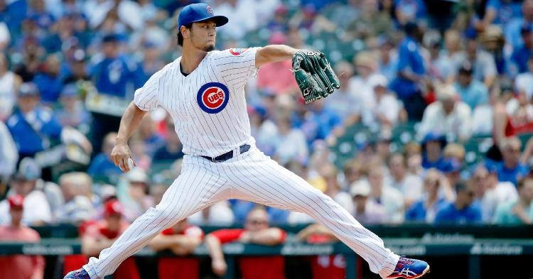 Darvish has some of the best stuff in the majors (Jon Durr - USA Today Sports)