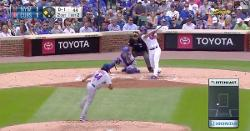 WATCH: Yu Darvish comes through with opposite-field RBI single