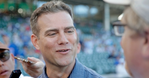 Epstein hopes to discuss Rizzo's contact extension down the line (Jon Durr - USA Today Sports)