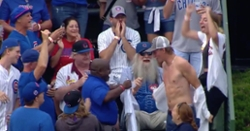 WATCH: Cardinals fan catches Tony Kemp's homer, changes into Cubs jersey