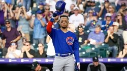 Chicago Cubs Lineup vs. Dodgers: Carlos Gonzalez in RF
