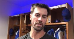 WATCH: Cole Hamels discusses his injury