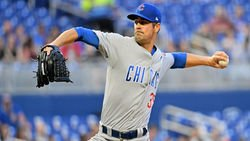 Cubs release MRI results of Cole Hamels' injury