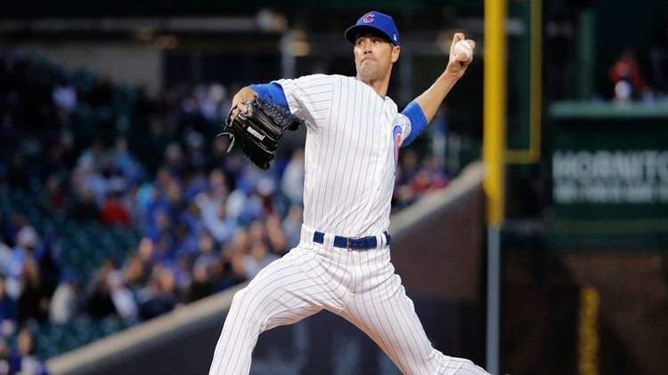 Cole Hamels is now a free agent (Kamil Krzacynski - USA Today Sports)