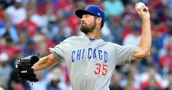 Should the Cubs re-sign Cole Hamels?