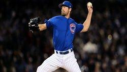 Cubs' lineup versus Brewers: Nicholas Castellanos in left field, Cole Hamels returning