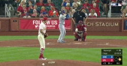 WATCH: Ian Happ powers out his second 2-run dinger of game