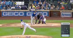 WATCH: Ian Happ clobbers 2-run bomb in opening inning