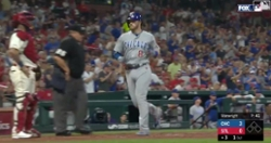 WATCH: Ian Happ smashes 436-foot 2-run homer, increases Cubs' lead over Cardinals