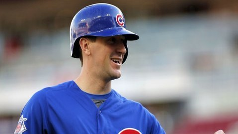 Hendricks with the rare smile (David Kohl - USA Today Sports)