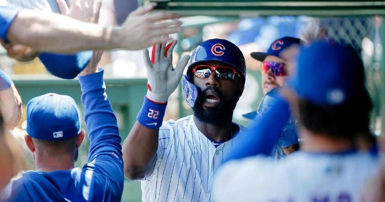 Chicago Cubs lineup vs. A's, Heyward at cleanup