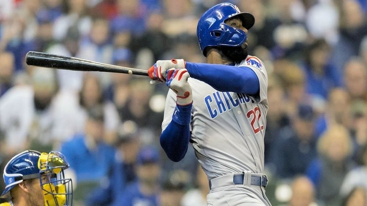 Jason Heyward has now hit three home runs in a span of two games. (Credit: Jeff Hanisch-USA TODAY Sports)