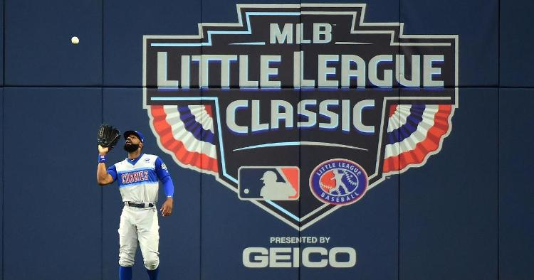 Taking part in the MLB Little League Classic for the first time, the Chicago Cubs defeated the Pittsburgh Pirates 7-1. (Credit: Evan Habeeb-USA TODAY Sports)