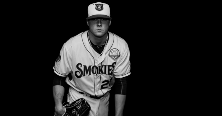 Justin Steele has a bright future (Photo credit: Tennessee Smokies)