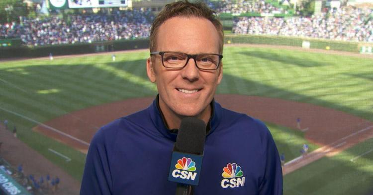 Len Kasper is one of the more talented broadcasters in MLB