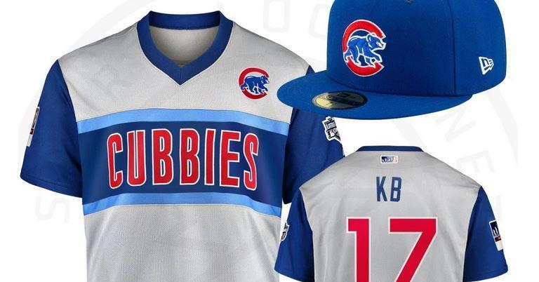 release date: c0605 8fb45 LOOK: Awesome Cubs jerseys released for Little League ...
