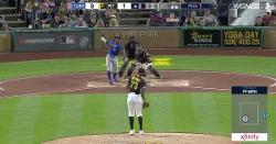 WATCH: Tony Kemp smacks go-ahead 2-run triple