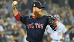 WATCH: Craig Kimbrel dominates in his debut with Cubs organization