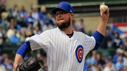 Jon Lester nominated for prestigious award
