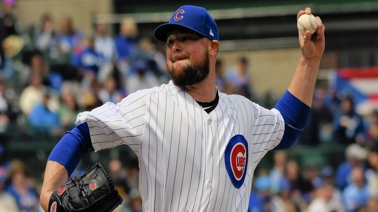 Can Jon Lester get hot down the stretch? (Matt Marton - USA Today Sports)