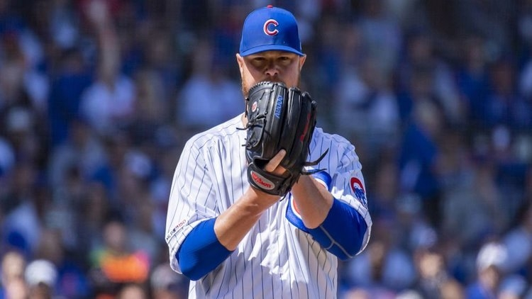 Jon Lester hopes to have a rebound 2020 season (Patrick Gorski - USA Today Sports)