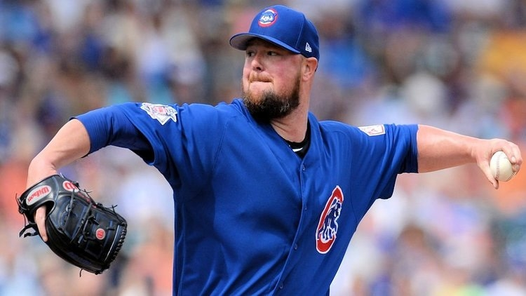 The Cubs have a veteran staff including standout Jon Lester (Joe Camporeale - USA Today Sports)